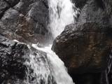 Wanderung zum Wasserfall